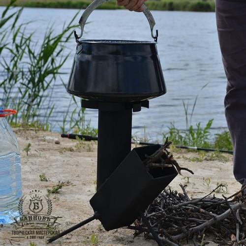 """Печь """"Рыбак"""" полевая туристическая"""