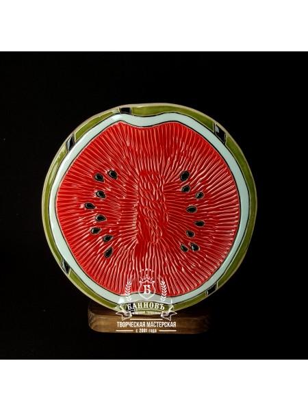 "Тарелка ""Арбузик"" (22 см)"