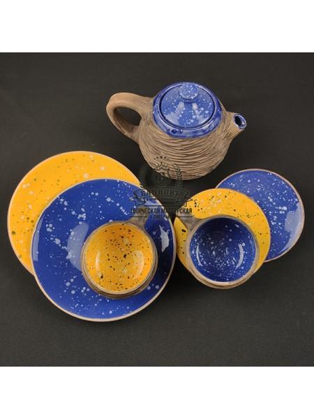 """Подарочный чайный набор """"Галактика"""""""