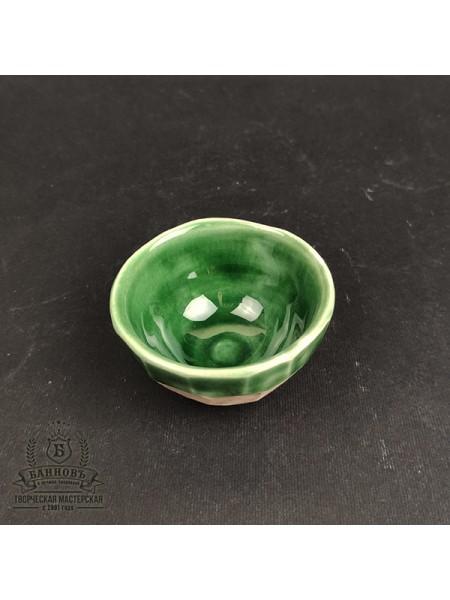 Соусник Грани, зеленый